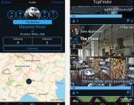 TopFinder, per scoprire i posti migliori da visitare in base ai giudizi degli utenti