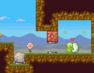 Dinofour, un nuovo puzzle/platformer retro per iPhone!