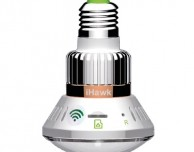 iHawk, la lampada che sorveglia la casa!