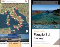 NextBeach: app per iPhone dedicata alle spiagge ed il mare d'Italia