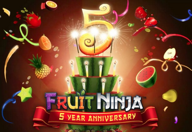 Fruit Ninja iPhone pic0