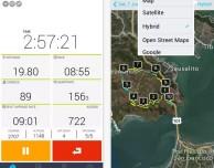 iSmoothRun Pro: fitness tracker per iPhone senza alcun tipo di abbonamento