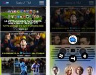 Sere A Tim, l'app ufficiale per seguire il prossimo campionato di calcio