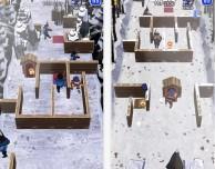 Winter Fugitives: evasione in una gelida giornata d'inverno