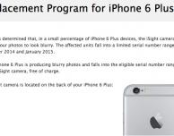 Apple sostituisce la fotocamera posteriore di alcuni iPhone 6 Plus difettosi