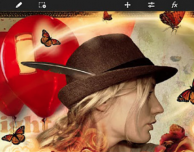 """Adobe svela """"Project Rivel"""", il Photoshop completo per iPhone"""