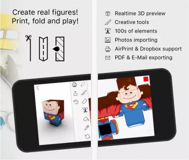 Foldify iPhone pic0