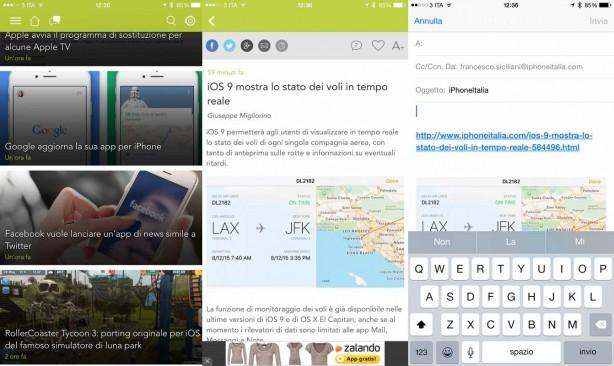 aggiornamento app iphoneitalia