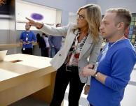 Angela Ahrendts parla delle prossime novità degli Apple Store