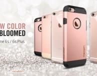 """Fiducia nei rumor, produttore di accessori presenta le custodie per iPhone 6s """"Rose Gold"""""""