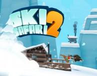 Ski Safari 2, nuove sfide sulla neve!