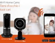 DA Sitecom arrivano due videocamere Wi-Fi compatibili con iPhone