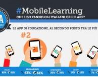 Gli italiani scaricano sempre di più le app educational