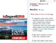 Arriva su iPhone e iPad lo Zingarelli 2016, il vocabolario della lingua italiana