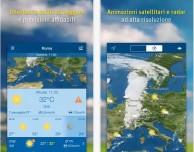 WeatherPro: arriva la versione gratuita della nota applicazione meteo