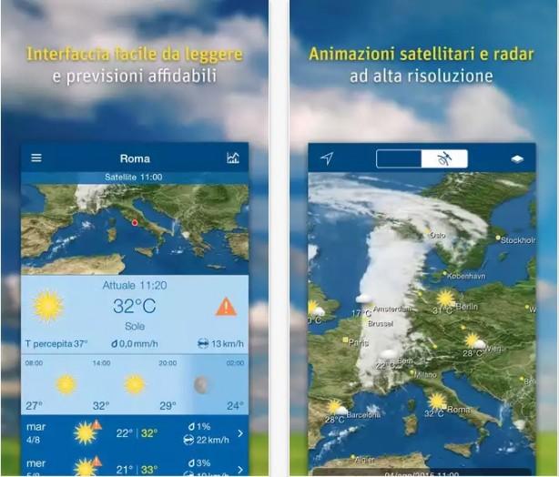 WeatherPro Free iPhone pic0