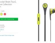 Nuovi colori per le cuffie Beats presenti su Apple Store