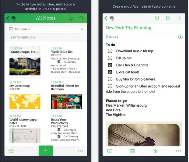 Quick Update: Evernote, Firefox, Snapchat, Tweetbot, Suite