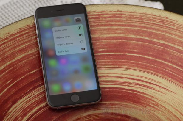 recensione iPhone 6s