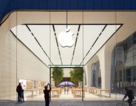 Apre il nuovo Apple Store di Bruxelles, il primo degli store 2.0!