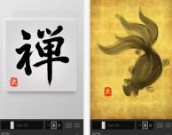 Disegnare in pieno stile orientale su iPhone e iPad con ZenBrush 2