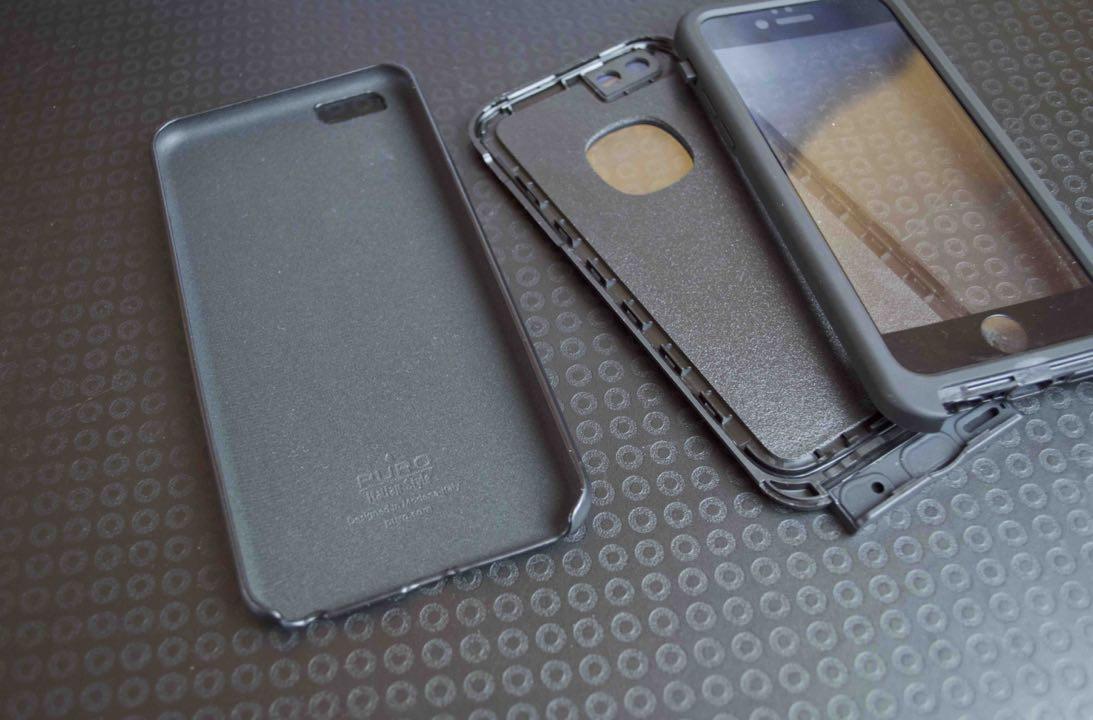 custodia per iphone 6 plus puro