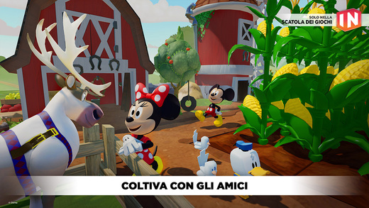 Disney Infinity 3.0 Toy Box iPhone pic1