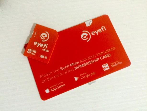Eyefi La Sd Che Trasferisce I Video Wireless Alliphone Iphone Italia
