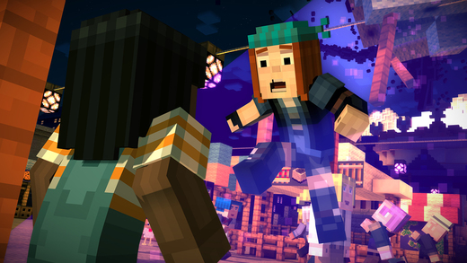 Minecraft- Story Mode iPhone pic0