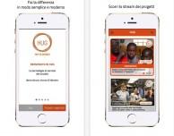 """""""HUG – Tap to donate"""", l'app per la beneficenza 2.0"""