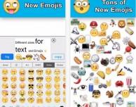 New Emoji: tastiera con numerose emoji, tra le app più vendute su App Store