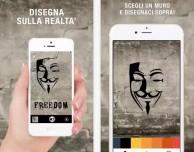 WallaMe: messaggi e disegni virtuali in luoghi pubblici