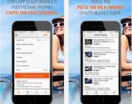auotomobile.it: l'app degli annunci di auto, moto e veicoli commerciali