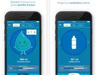 Remember to Drink, l'app che ti aiuta a bere la giusta quantità d'acqua giornaliera