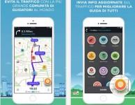 Waze 4.0: completamente rinnovata l'interfaccia