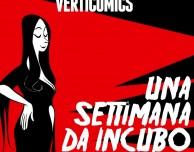 Verticomics – il fumetto del giorno: una settimana di fumetti horror gratis per l'arrivo di Halloween!