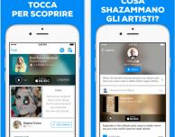 Nuovo update per Shazam: arriva il supporto al 3D Touch
