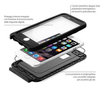 Custodie Vegan e Lander per iPhone 6/6s