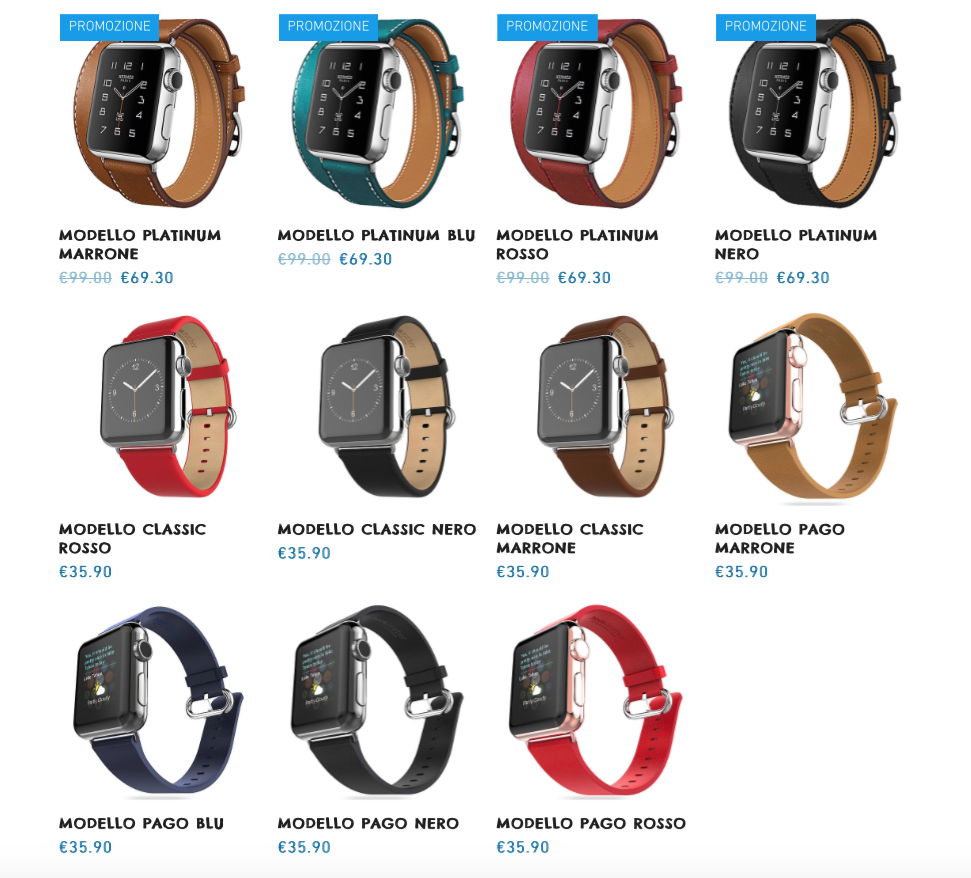 Straps HOCO for Apple Watch – Review | VIDEO