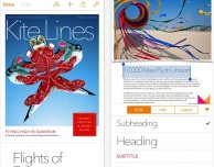 Apple aggiorna Pages, Keynote e Numbers