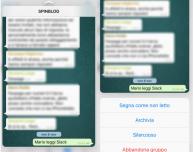 """WhatsApp si aggiorna e arrivano il """"Peek"""" e il """"Pop"""" nelle conversazioni e non solo!"""
