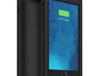mophie presenta la prima cover impermeabile con batteria integrata