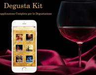 Degusta Kit, l'app per gli amanti delle degustazioni