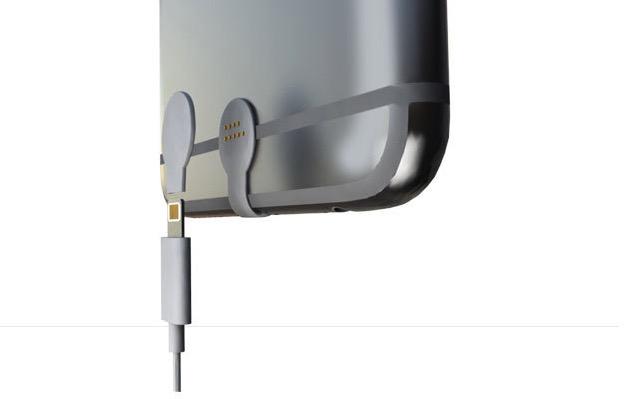 Gecko, il kit che porta la ricarica wireless su iPhone