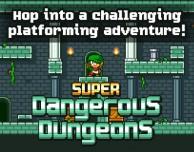 Super Dangerous Dungeons: un bellissimo retro-platformer-game per iPhone