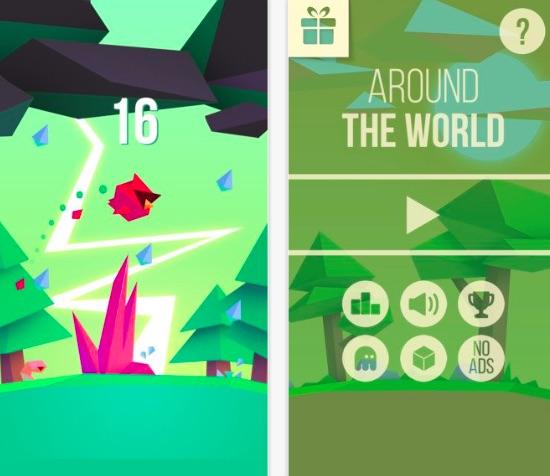 Around The World: nuovo titolo di Ketchapp per i nostri device iOS