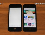 iOS 9.2 beta 2 e iOS 9.1 – Appaiono in rete dei test sulle prestazioni
