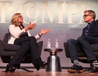 Angela Ahrendts racconta i suoi primi giorni in Apple