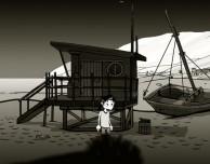 "Désiré – Prologue: un'avventura ""point and click"" in bianco e nero per iPhone"
