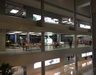Aperto il terzo piano dell'Apple Store di Hong Kong